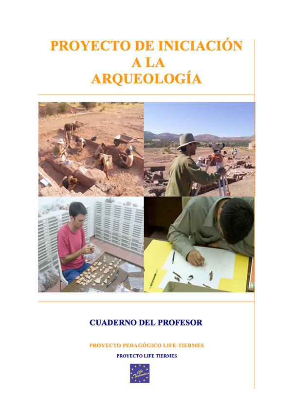 Proyecto de iniciación a la Arqueología para Bachillerato